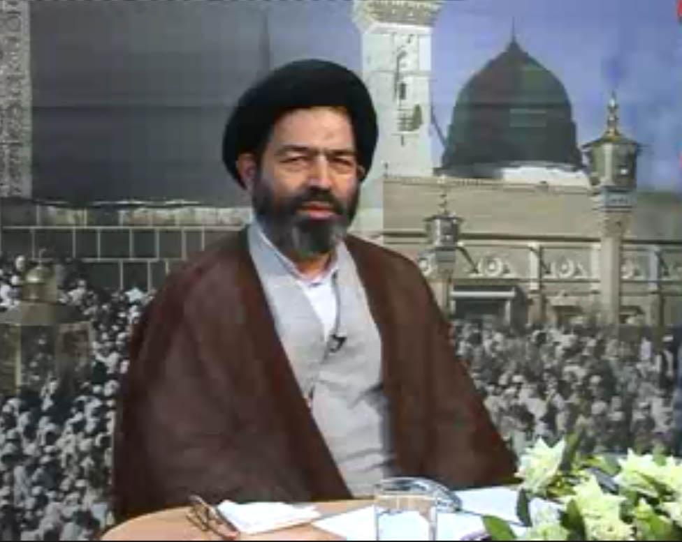 حجه الاسلام و المسلمين نواب- بسته آموزشي تاریخ و اماکن مکه و مدینه